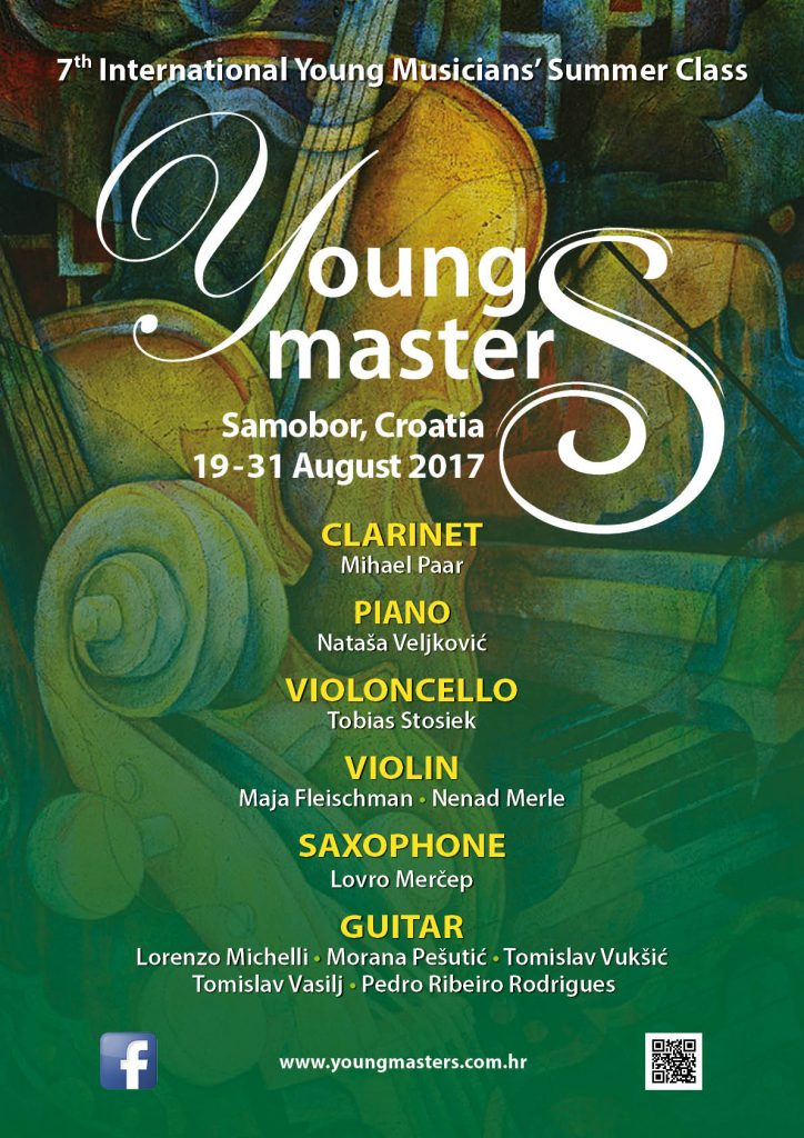 Youngmasters 2017